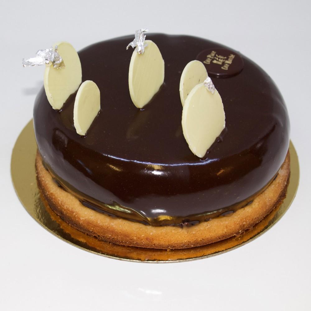 crème brulée vanille chocolat